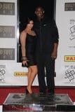 Kobe Bryant, Vanessa Bryant Zdjęcia Royalty Free