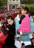 Kobe Bryant and Vanessa Bryant Royalty Free Stock Photos