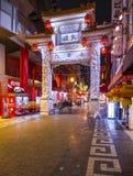 Kobe Chinatown Zdjęcia Royalty Free
