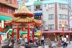 Kobe Chinatown Royalty Free Stock Images