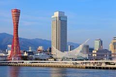 Kobe city in Japan Stock Photos