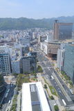 Kobe city view Japan  Royalty Free Stock Photo