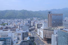 Kobe city view Japan  Stock Photo
