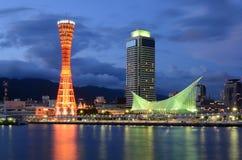 Kobe, Giappone Immagini Stock Libere da Diritti