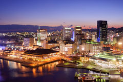 Kobe Harborland Stock Image