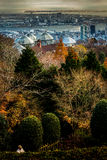 At Kobe Herb Garden Royalty Free Stock Photo