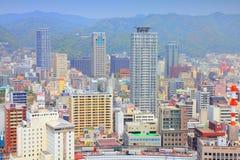 Kobe, Japón Foto de archivo libre de regalías