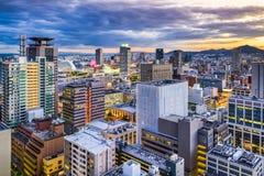 Kobe Japan Cityscape Stock Photo