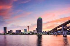 Kobe, Japan at the Port Stock Photography