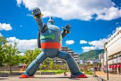 Kobe Japan Robot Stockfoto