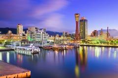 Kobe Japan Skyline Stock Images