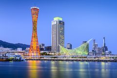 Kobe, Japan Royalty Free Stock Photography