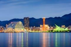 Kobe Japan Skyline Royalty Free Stock Images