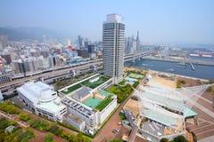 Kobe, Japonia obrazy royalty free