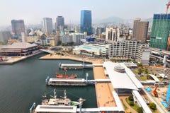 Kobe, Japonia fotografia royalty free
