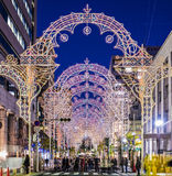 Kobe Luminarie Stock Photography