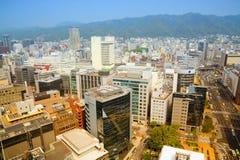 Kobe miasto zdjęcia royalty free