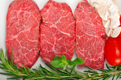 Kobe Miyazaky beef Royalty Free Stock Photo