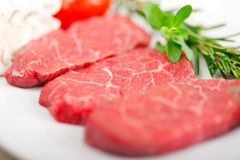 Kobe Miyazaky beef Royalty Free Stock Images