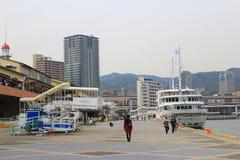 Kobe port, japan Royalty Free Stock Photos