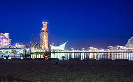 Kobe port Royalty Free Stock Photo