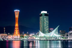 Kobe Port Tower Stockfotografie