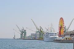 Kobe Port Tower Lizenzfreies Stockfoto
