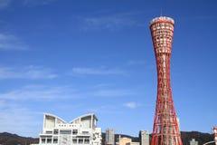 Kobe port tower in Kobe, Hyogo Stock Photos