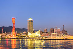 Kobe Port Tower Stock Photography