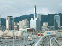 Kobe Portliner Royalty Free Stock Photography