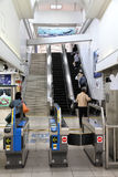 kobe sannomiya stacja zdjęcia royalty free