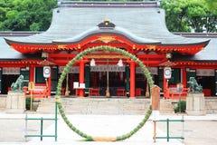Kobe Shrine stock foto