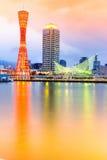 Kobe skyline, Japan. Royalty Free Stock Photography