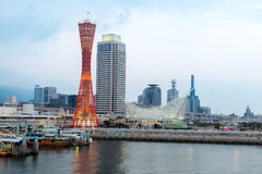 Kobe Tower Japan Royalty Free Stock Images