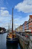 Kobenhavn Στοκ φωτογραφίες με δικαίωμα ελεύθερης χρήσης