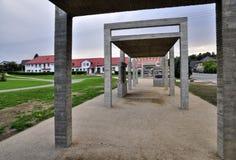Koberovy kolumnada zdjęcie royalty free