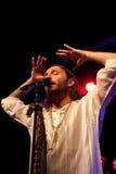 Kobi Farhi -Orphaned Land - Acoustic Tour 2015 Royalty Free Stock Photo