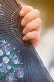 kobieca ręka fotografia stock
