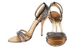 kobiece buty Zdjęcia Stock