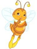 Kobiecości pszczoła Obraz Royalty Free