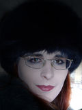 kobiecy portret zdjęcia royalty free