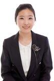 kobiet azjatykci biznesowi ładni potomstwa Obrazy Stock