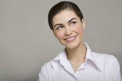 kobiet biznesowi uśmiechnięci potomstwa Obrazy Royalty Free