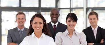 kobiet biznesowi ufni potomstwa Zdjęcia Stock