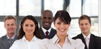 kobiet biznesowi ufni potomstwa Obraz Stock