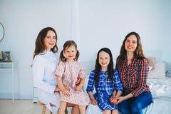 kobiet doktorscy medyczni potomstwa zdjęcie royalty free