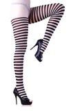Kobiet nogi Fotografia Royalty Free