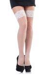 Kobiet nogi Obraz Royalty Free