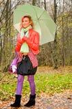 kobiet parasolowi potomstwa obrazy stock