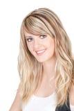kobiet piękni blond potomstwa obraz royalty free